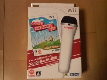 Wii JOYSOUND