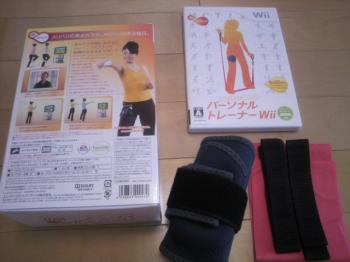 パーソナルトレーナー Wii