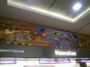 ハワイアン航空1