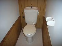 森田荘トイレ