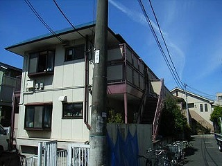 下井草ドエール外観写真