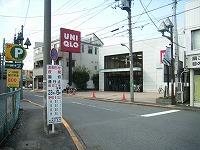 ユニクロ下井草