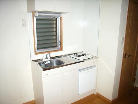サンポエム3階キッチン