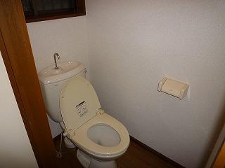 フラッツ善福寺104トイレ