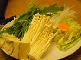 水炊き野菜