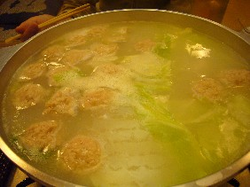 水炊き作り1