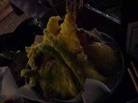 天ぷら盛り2