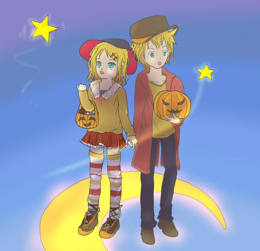 ハロウィン2011.10