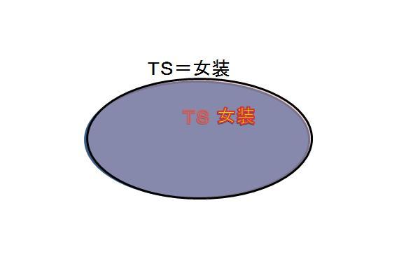 TS=女装