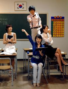 江南ママの教育戦争