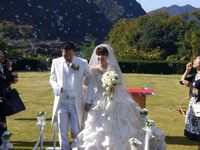 まいこ結婚式2