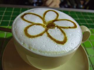 cicouta cafeのキャラメルティー