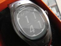 超久々な腕時計。