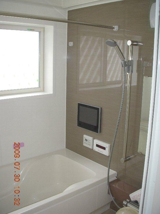 高正工務店 1階風呂