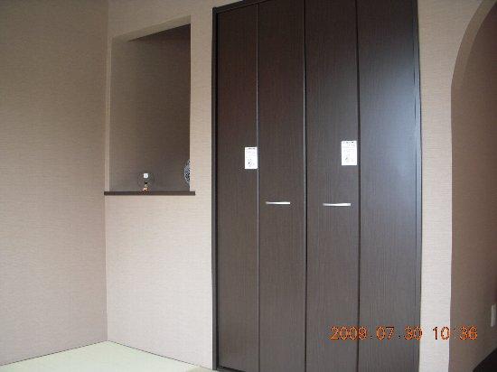 高正工務店 和室の収納