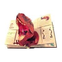 Dinosaurs_恐竜の飛び出す絵本