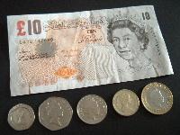 イギリスのお金 ポンド(£)