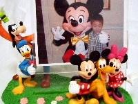 説明:ミッキーマウスの眉毛はあるの?ないの?真実は?