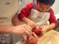 焼きりんご レシピ1