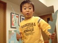 SOBUKIさんを目指す!しゅんちゃん1