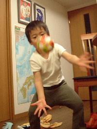 SOBUKIさんを目指す!中国ゴマ