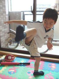 しゅんちゃん、ラジオ体操2