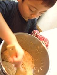 カレーの作り方 「玉ねぎを丁寧に炒める」