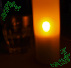 不思議キャンドル 「Lumino」使い方
