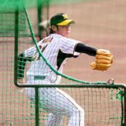 @阪神岩田投手