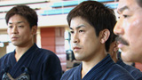 剣道高鍋選手ら