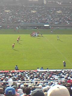 2009対抗戦対帝京戦