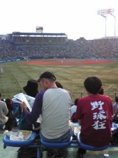 20091031早慶戦