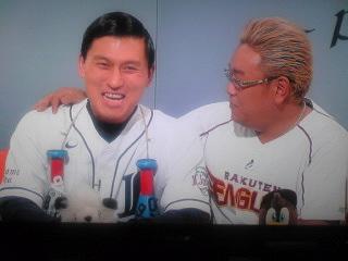 20111010春日はアメフトと野球