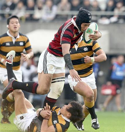 20111123早慶ラグビー