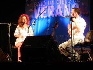 J.Quintero&Luna Monti en en El Molino