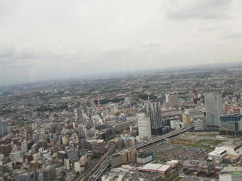 横浜駅方面