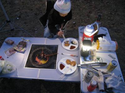 北薩広域公園キャンプ 062