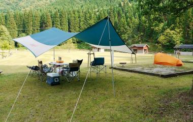 キャンプ楠本川渓流自然公園 067 - コピー