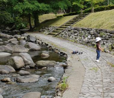 キャンプ楠本川渓流自然公園 020