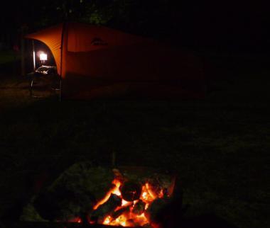 キャンプ楠本川渓流自然公園 143