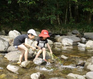 キャンプ楠本川渓流自然公園 036