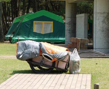 吹上海浜公園キャンプ 086