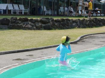 いわさきホテルプール&アグリランドキャンプ 076