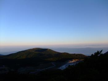 韓国岳 2009.9 035