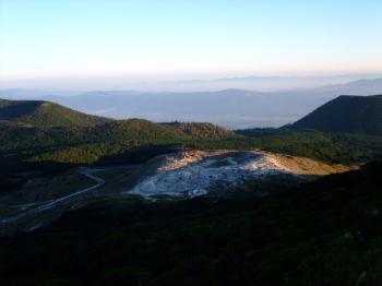 韓国岳 2009.9 037