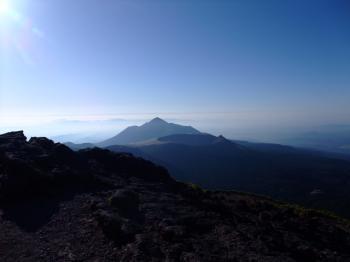 韓国岳 2009.9 039