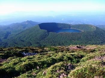 韓国岳 2009.9 045