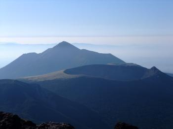 韓国岳 2009.9 042