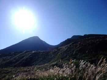 韓国岳 2009.9 046