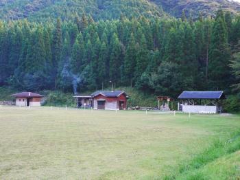 楠本川キャンプ2009.10 045
